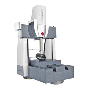 超高精度三坐標測量機Leitz PMM-C
