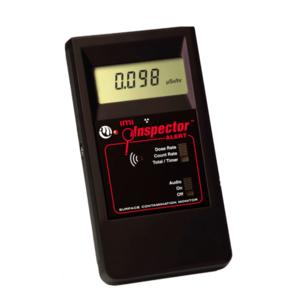 便携式多功能射线检测仪inspector alert